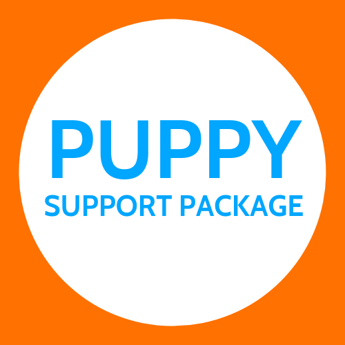 Puppy Support Package